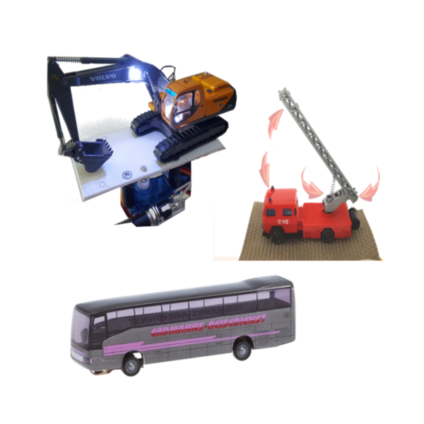 Fertige Modelle Plug and Play